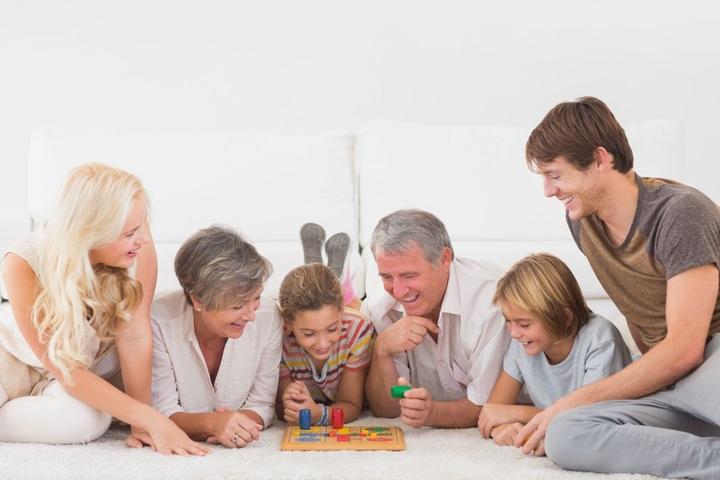 Die Spielemesse ist ein Event für die ganze Familie.