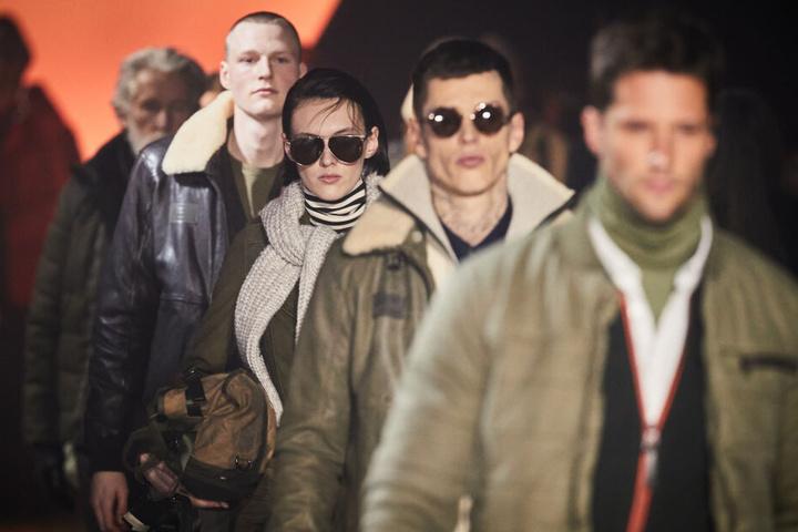 Die camel active Fashion Show fand am Dienstagabend in Berlin im Rahmen der Berlin Fashion Week statt.