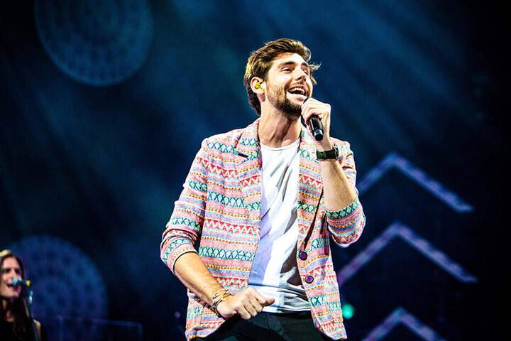 """Er hat garantiert einen Sommerhit im Gepäck: """"Sing meinen Song""""-Star Alvaro Soler (28)."""