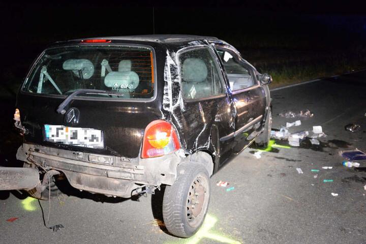 Schließlich verstarb der Teenanger an seinen schweren Verletzungen, erklärte die Polizei.