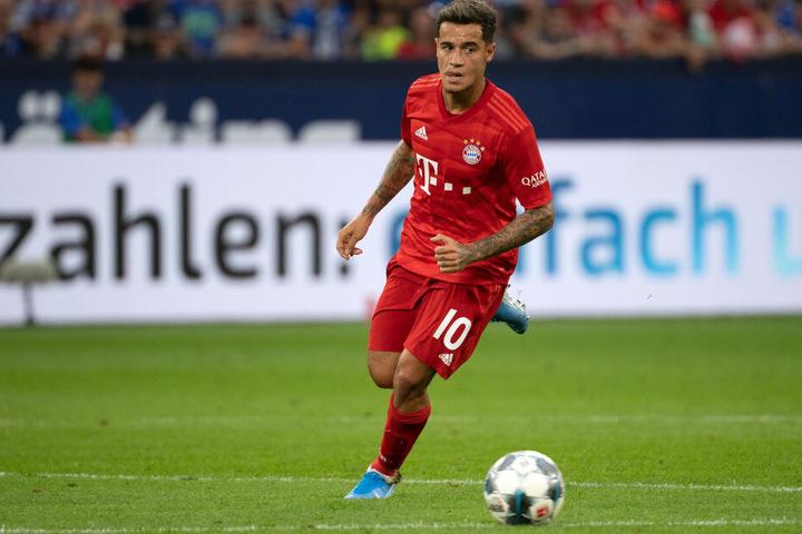 Philippe Coutinho spielt mit seinem neuen Verein Bayern München ebenfalls in der Champions League.