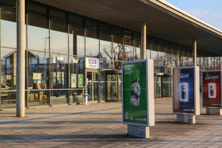 Die Dresdner Messe gab ein Angebot als Austragungsort für den AfD-Parteitag 2019 ab.