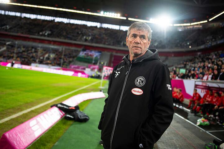Friedhelm Funkels Fortunen zeigten beim Telekom Cup zwei starke Spiele.