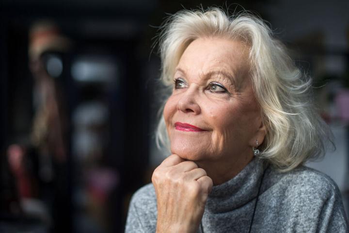 Dorit Gäbler (76)