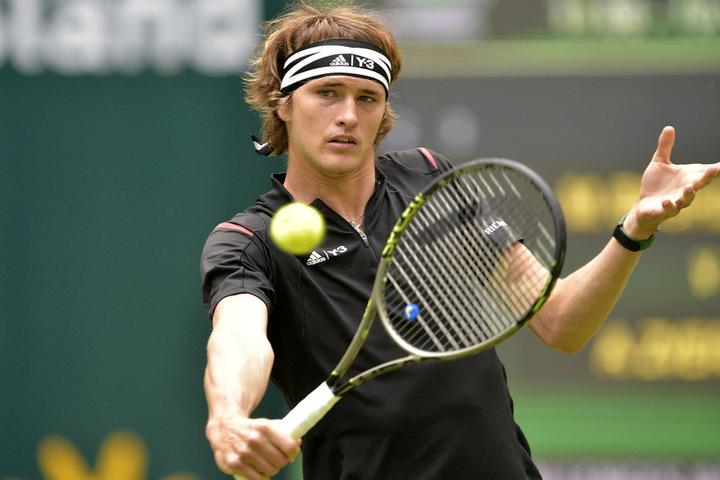 Alexander Zverev gilt als Deutschlands größtes Tennistalent.