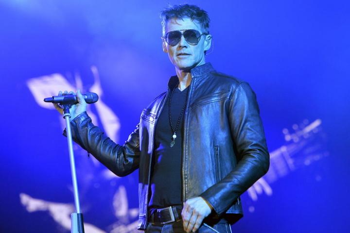 Charismatisch wie bei der Gründung von a-ha 1982: Sänger Morten Harket.