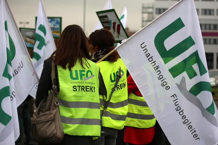 Die Gewerkschaft Ufo will in der kommenden Woche eine Mitgliederversammlung abhalten. (Symbolbild)