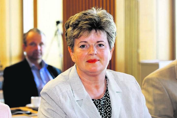 Stadträtin Astrid Ihle (59, CDU).