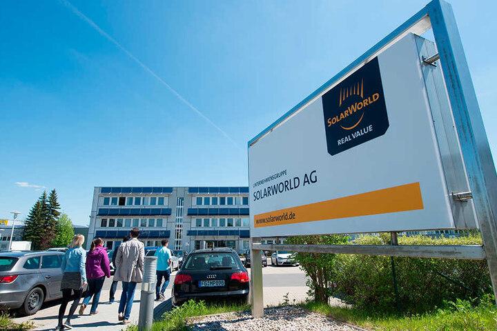 Wie geht es am Standort in Freiberg weiter?