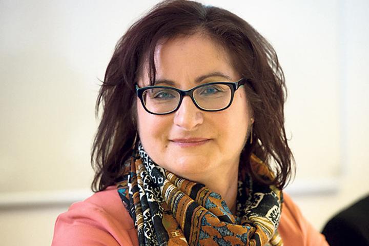 Geschäftsführerin der Verbaucherzentrale Sachsen, Andrea Heyer.