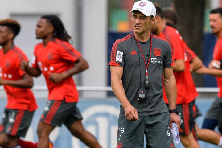 Niko Kovac und der FC Bayern München reisen ins Trainingslager an den Tegernsee.