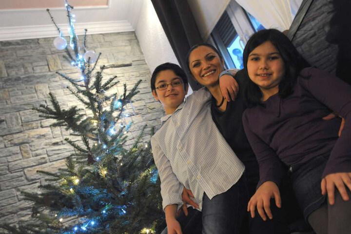 Ein Weihnachtsbaum bei Muslimen? Ja, auch das gibt es. (Archivbild)