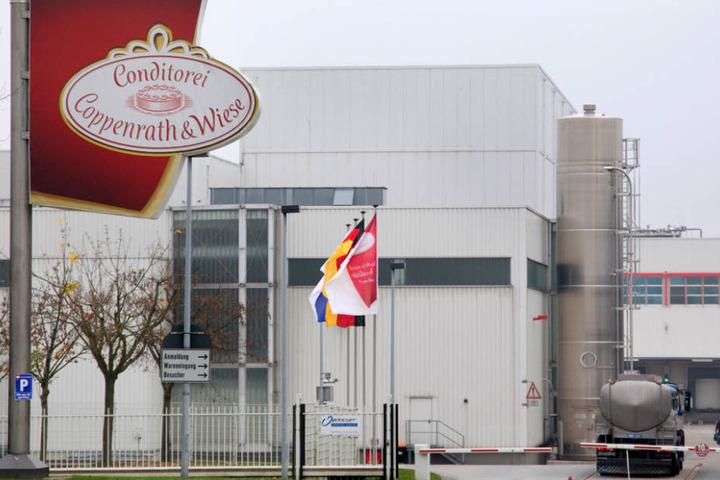 Das Tiefkühltortenunternehmen Coppenrath und Wiese hat seinen Hauptsitz in Mettingen.