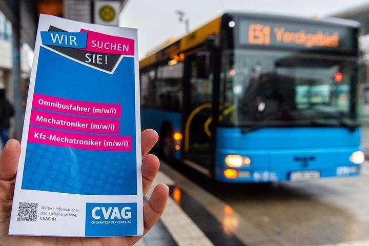 Die Verkehrsgesellschaft sucht nach wie vor neue Bus- und Bahn-Fahrer.