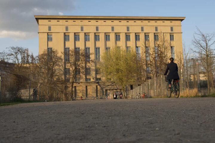 Das berühmte Berghain in Berlin.