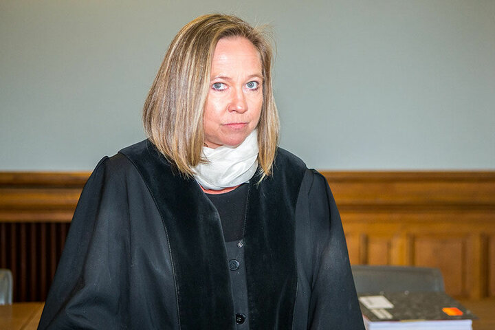 Von der Vorzeigejuristin zur Beschuldigten: Gegen Oberstaatsanwältin Elke Müssig (52) wurde Anklage erhoben.
