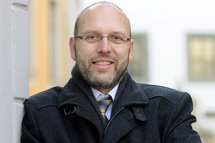Olaf Raschke (55) ist amtierender OB in der Porzellanstadt. Seit 2004 begleitet er das Amt. Die CDU unterstützt die Kandidatur des Parteilosen.