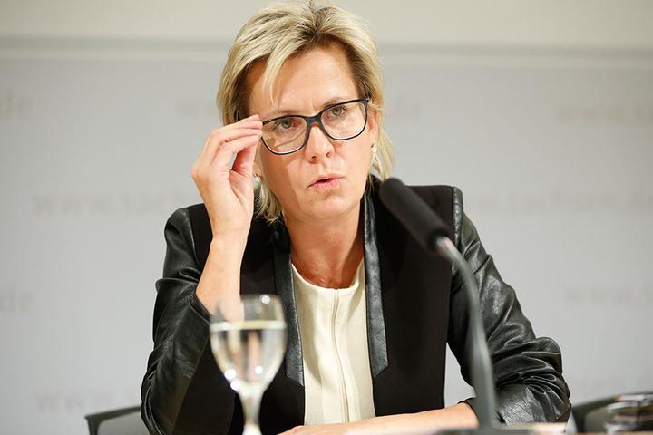 Gesundheitsministerin Barbara Klepsch (51, CDU).