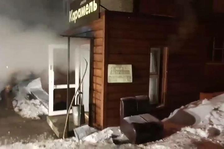 In diesem Hotel explodierte die Heißwasser-Leitung.