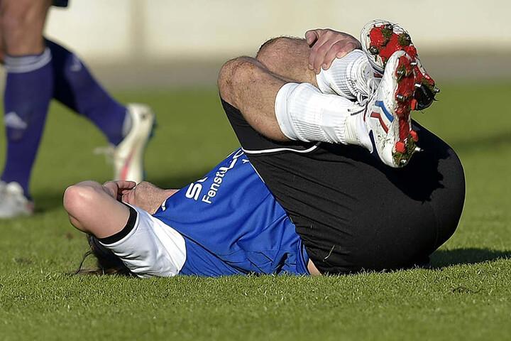 Sören Brandy verletzte sich am Samstag beim Testspiel gegen den VfL Osnabrück.