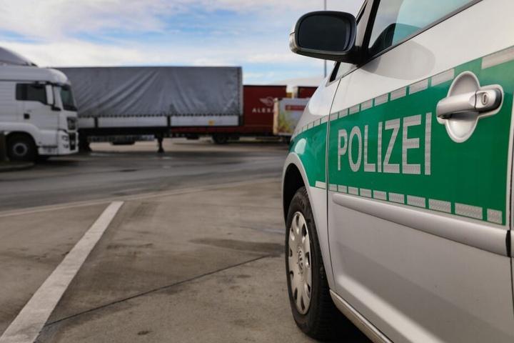 An der Raststätte Dresdner Tor wurde die Kontrolle durchgeführt. (Archivbild)