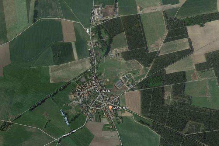 Der Vorfall ereignete sich laut Polizei in Klüden bei Calvörde.