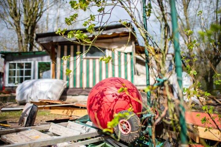 """Auf dem Campingplatz """"Eichwald"""" wurden zahlreiche Kinder missbraucht."""