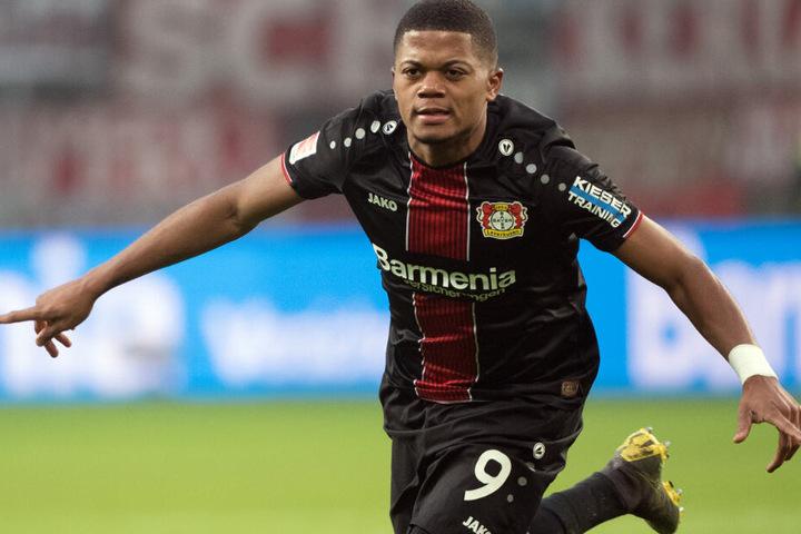 Leon Bailey soll beim FC Bayern München auf dem Zettel stehen, Niko Kovac äußert sich zu Gerücht.