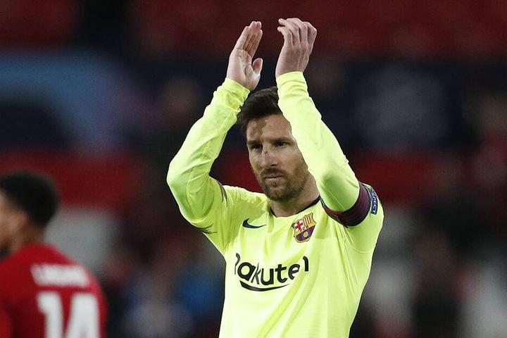 Der Beste bei FIFA 20: Lionel Messi vom FC Barcelona.