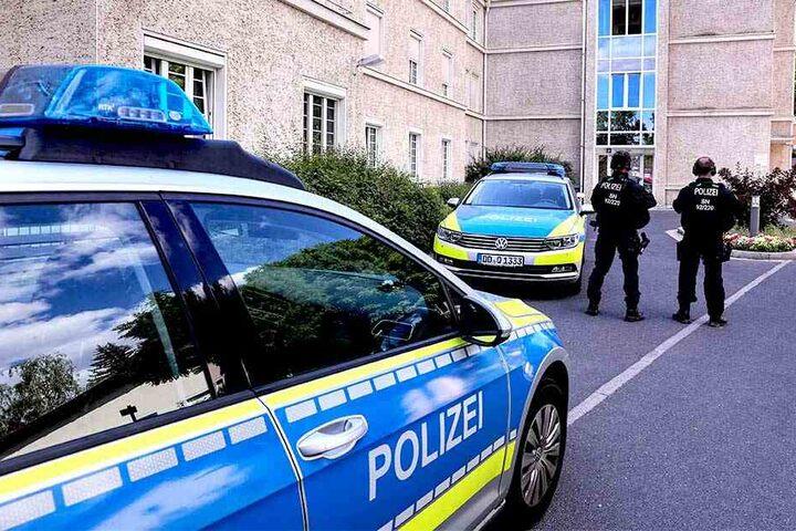 Der Einsatz hielt die Polizei bis in die Morgenstunden in Atem.