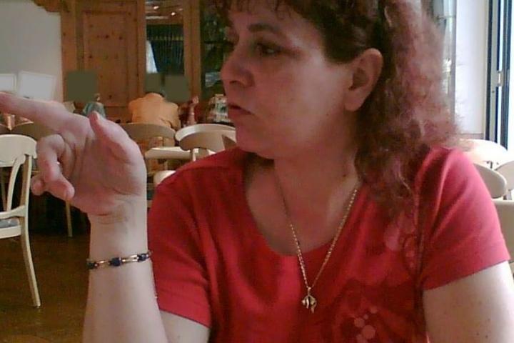 In einer Wohnung in Bad Orb empfing Andrea Kunz Freier.