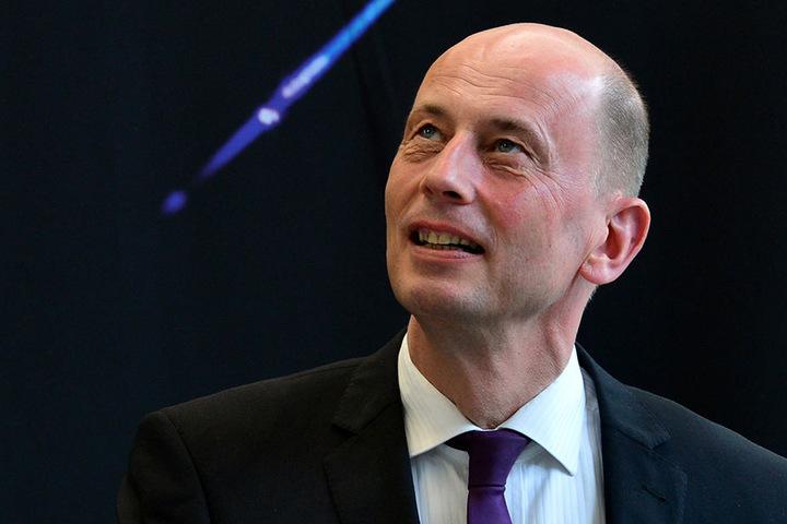 Thüringens Wirtschaftsminister Wolfgang Tiefensee (62, SPD) zeigte sich enttäuscht über das Ergebnis seiner Partei.