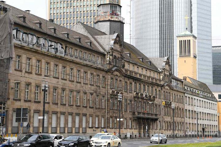 Der Stein des Anstoßes: Das Alte Polizeipräsidium in Frankfurt (Archivbild).
