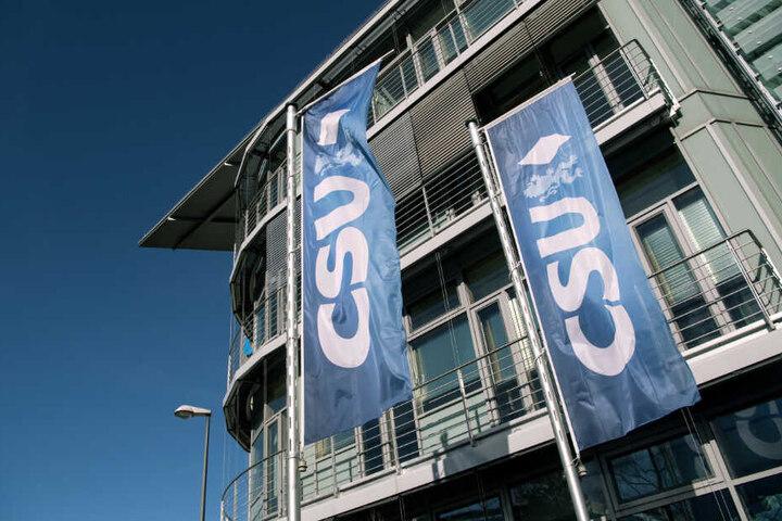 Die Parteizentrale der CSU in München.