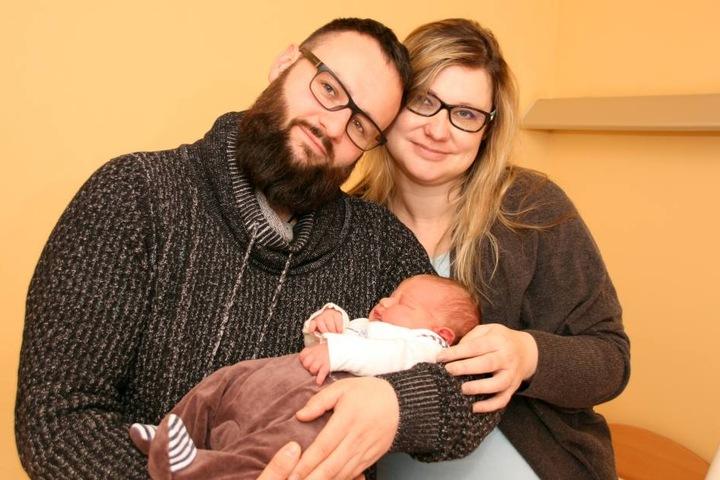 Emil Recklies kam im Krankenhaus Lichtenstein zur Welt.