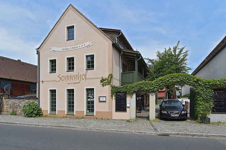 """Brauhaus und Theater unter einem Dach - der """"Sonnenhof"""" in Altkötzschenbroda  macht's möglich."""