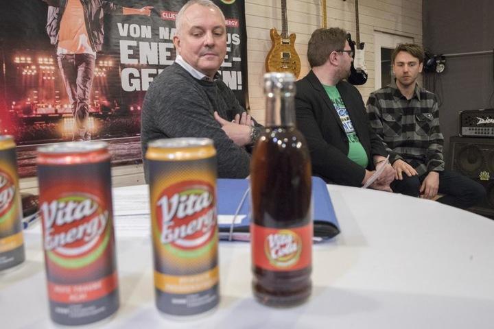 Vita Energy erweitert die Produkte rund um die Vita Cola.