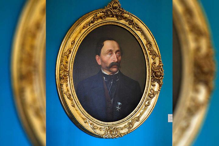 Die Schenkungsakte mit Urkunde über die Mineralien- und Gesteinssammlung überließen die Nachfahren von Ernst-Julius Richter ein halbes Jahr nach dessen Tod der Stadt Zwickau.
