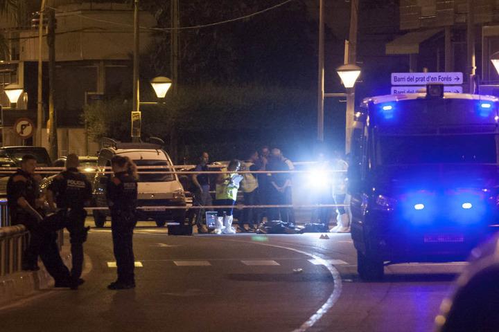 Rund 100 Menschen wurden bei dem Anschlag verletzt. Unter ihnen sind laut Auswärtigem Amt auch 13 Deutsche.