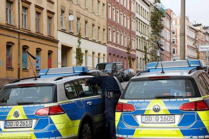 Knapp drei Monate nach dem Mord in Sonneberg wurde der Tatverdächtige der sächsischen Justiz überstellt.