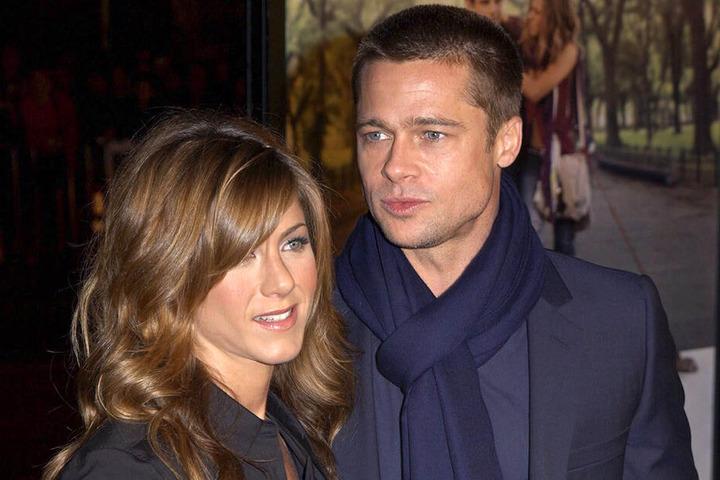 Jennifer Aniston und Brad Pitt ließen sich 2005 scheiden.