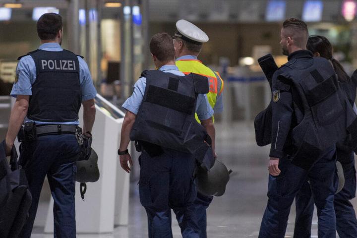 Die Bundespolizei nahm den Beißer mit zur Wache. (Symbolbild)