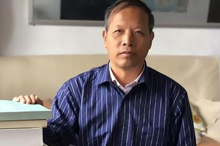 Li Jianmin ist sich sicher, dass der Fund echt ist.