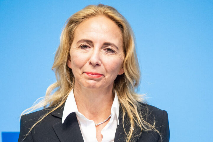 Barbara Slowik (53) ist seit dem Frühjahr 2018 Berlins neue Polizeipräsidentin.