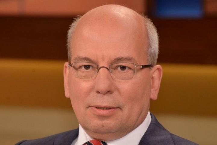 Rainer Wendt (60), Chef der Deutschen Polizeigewerkschaft (DPolG).