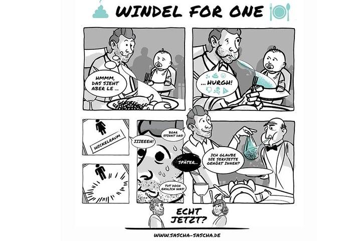 Mit Tag24 Kämpfen Gleichberechtigung Für Drei Diese Comics QxeoBdCWr