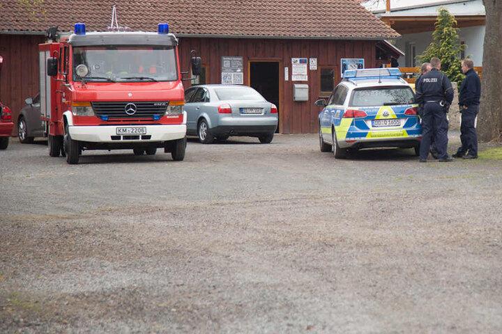 Unglück in Kamenz Taucher tot aus geflutetem Steinbruch geborgen