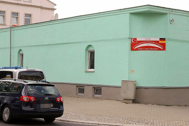 Am Dienstag wurde nicht nur die Fatih Camii Moschee angegriffen.