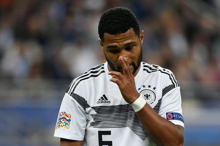 Serge Gnabry macht der Rassismus-Vorfall beim Länderspiel tief betroffen.