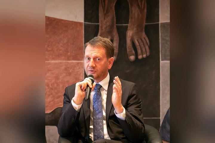 Michael Kretschmer (44, CDU)